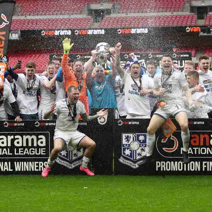 Mellon: 'Incredible' Tranmere Are Back Where They Belong