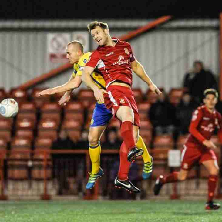 Lambs Man Luke Is Latest Player To Leave Tamworth
