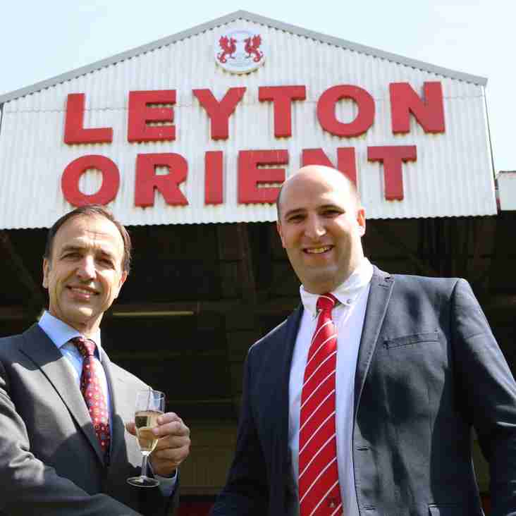 Orient To Rename Brisbane Road For Next Two Years