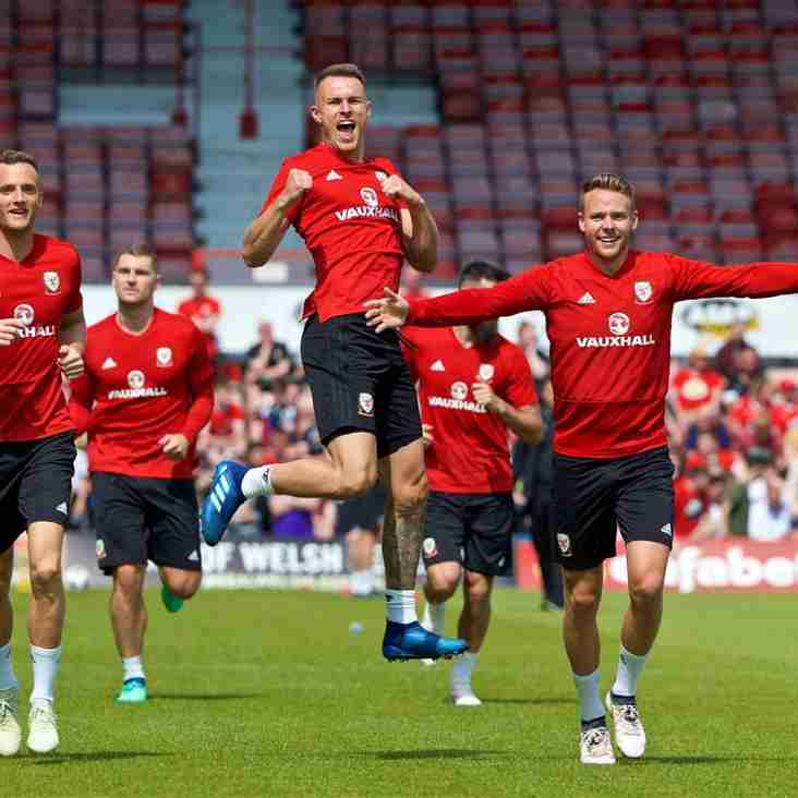 Wales' Trip To The Racecourse Is A Real Winner For Giggs