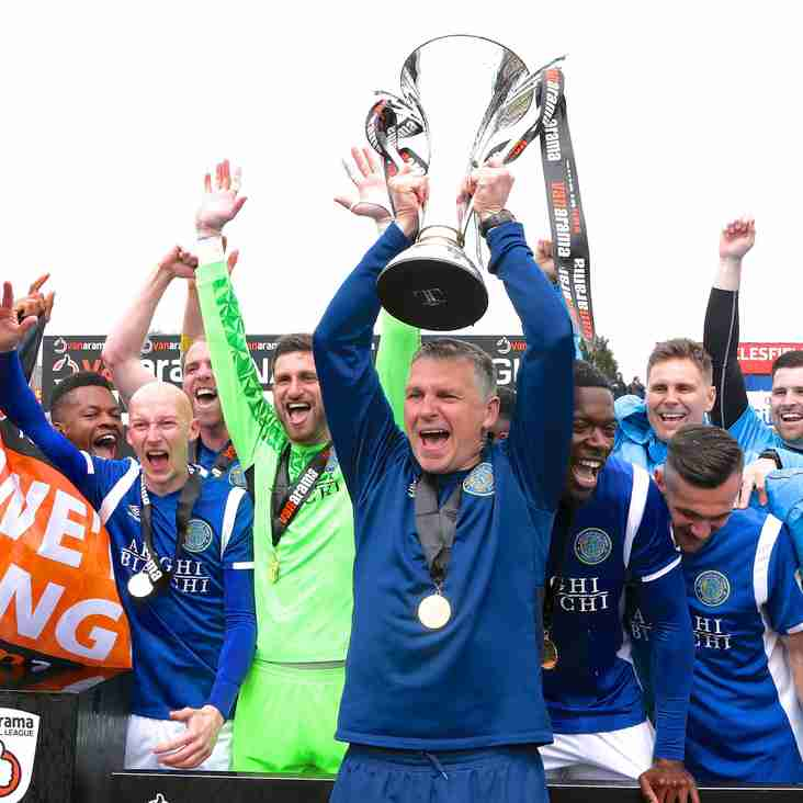 It's Yet Another Honour For Macc Manager Askey