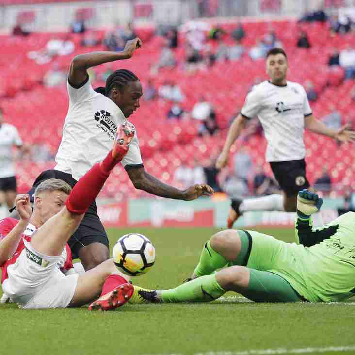 Wembley Woe Won't Mask A Big Season For Bromley's Boys