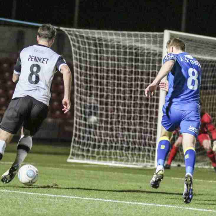 Peniket Heads Out Of Heed To Join Heath's Reds Revolution