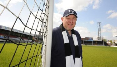 Hereford Explain Why They Today Parted Company With Peter Beadle