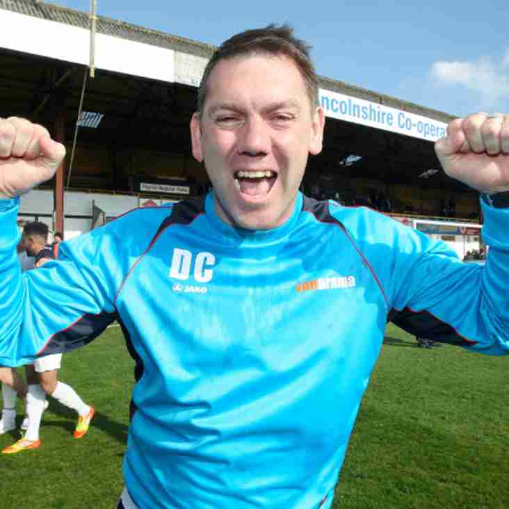 Challinor For A Decade As Fylde Boss Signs On For More