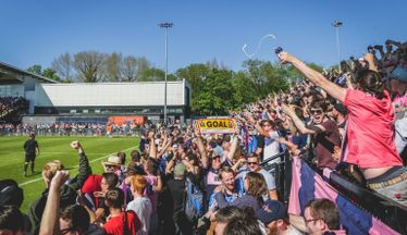 Rose Is At The Ready As Dulwich Hamlet Come For Cook