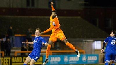 Iron Skipper Okoye Comfirms He Is Leaving Braintree