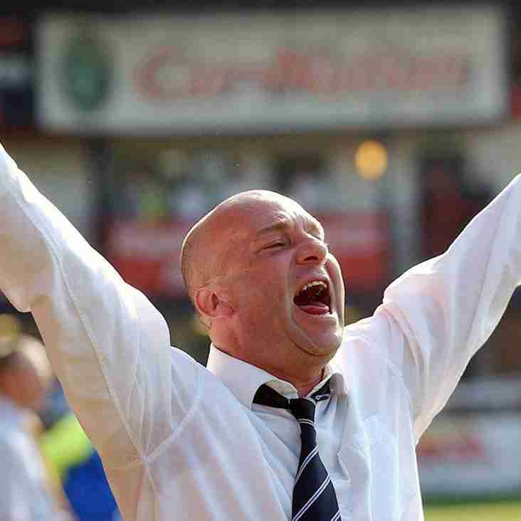 Pools Pay Tribute To Cooper By Naming Stand In His Honour
