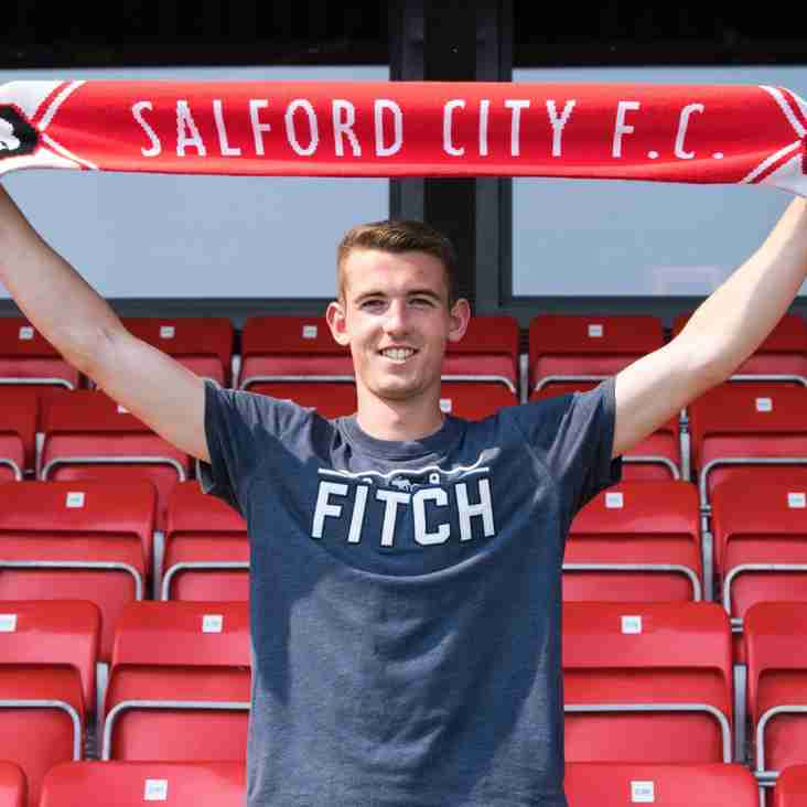 Salford Believe New Boy Jones Is A Star Of The Future
