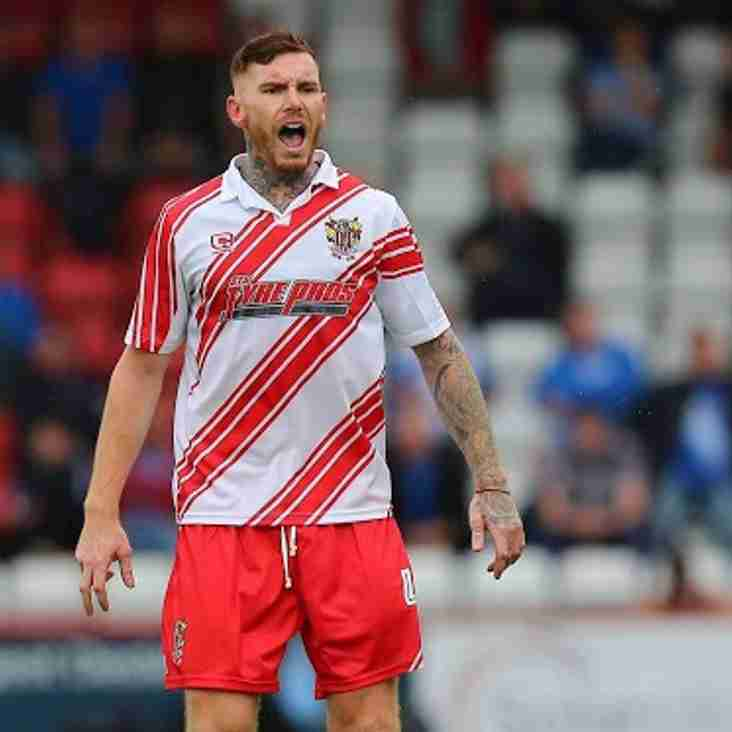 King Comes In As Ebbsfleet Bring In Another New Face
