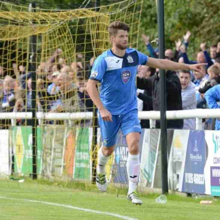 Morecambe-Bound Owsell: Stockport Stay 'A Privilege'