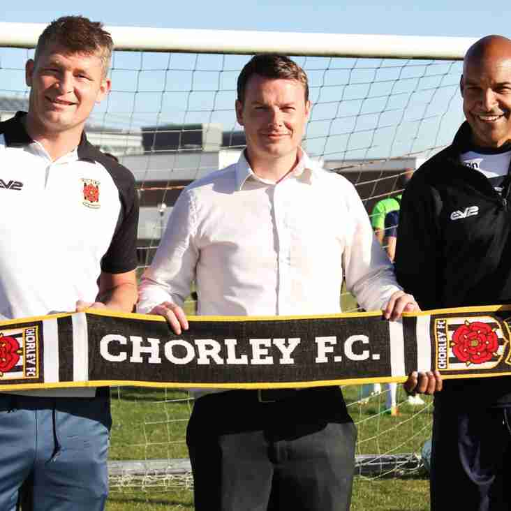 Preece Plotting A Promotion Push After Joining Chorley