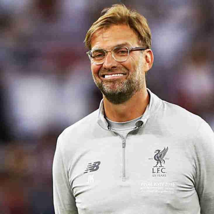 Klopp Is Sending Liverpool's Big Guns To Chester!