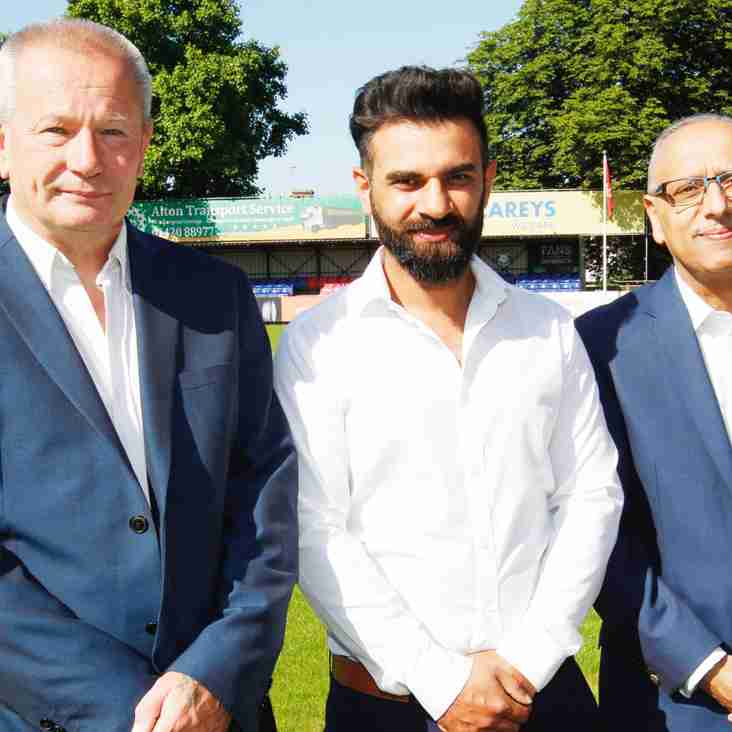 Shots Re-Shape The Club's Board With Three Directors