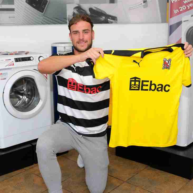 Darlo Get The Best Bac-ing Possible As Sponsors Sign Up