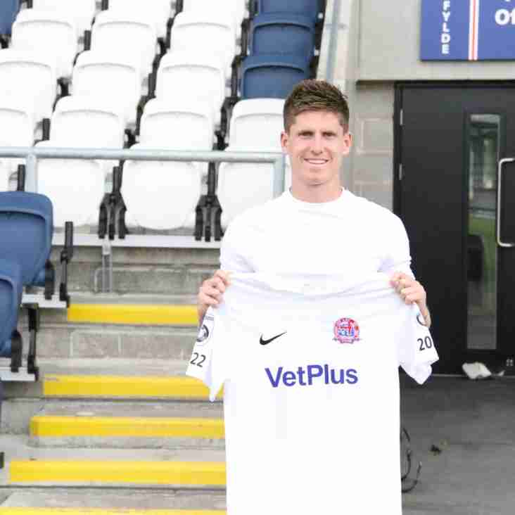 Coasters Make Their Move As Attacking Midfielder Joins