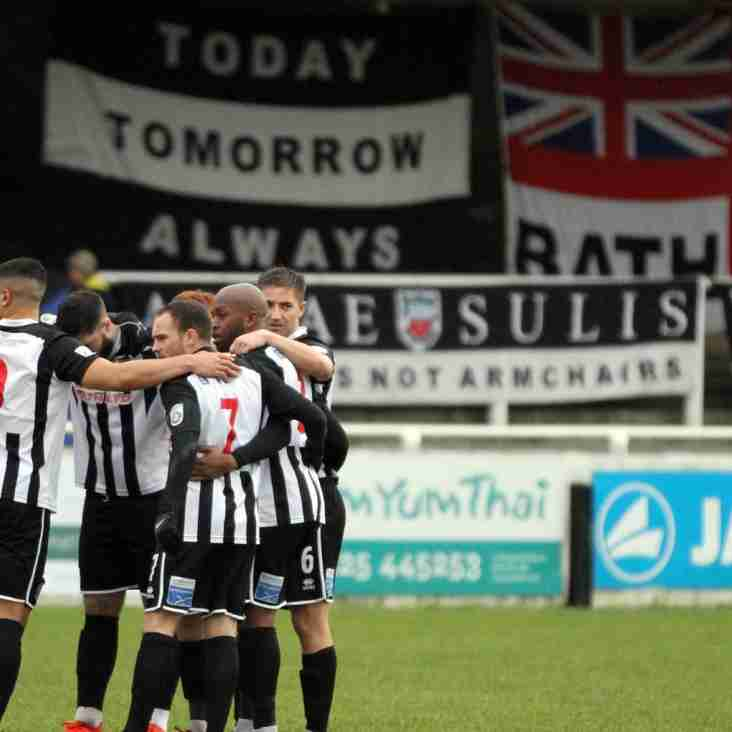 Twerton Park's Big Facelift Boosted By Stadia Specialists