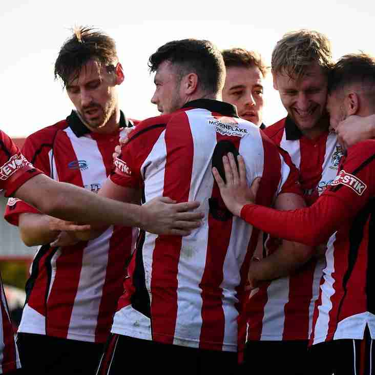 High Praise For Alty As They Put Away The Champions