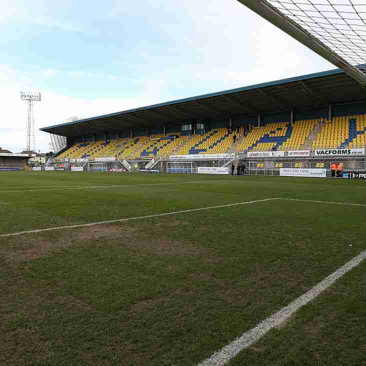 Torquay Announce A Re-jig As Changes Made At Plainmoor