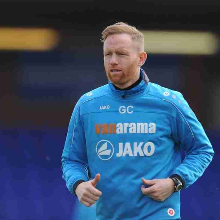 Buck Stops With Me Says Unhappy Telford Manager