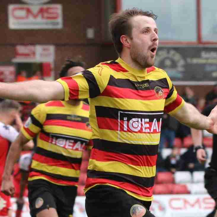 Moors Make Their Move! Striker Boyes Comes On Board
