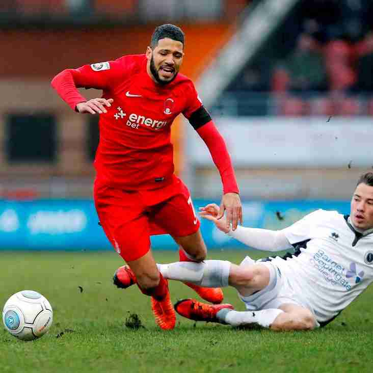 McAnuff Gets The O's Armband As Edinburgh Appoints His Skipper