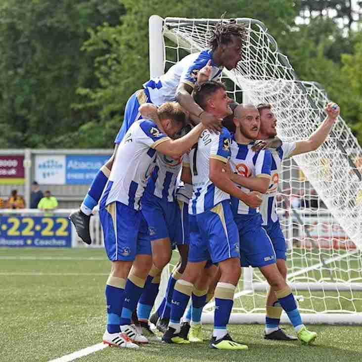 Pools Boss Bates Takes Positives From Stones Point