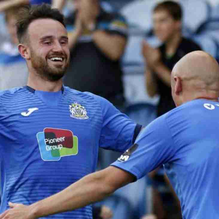 Stockport Have Set The Standard High Says Gannon