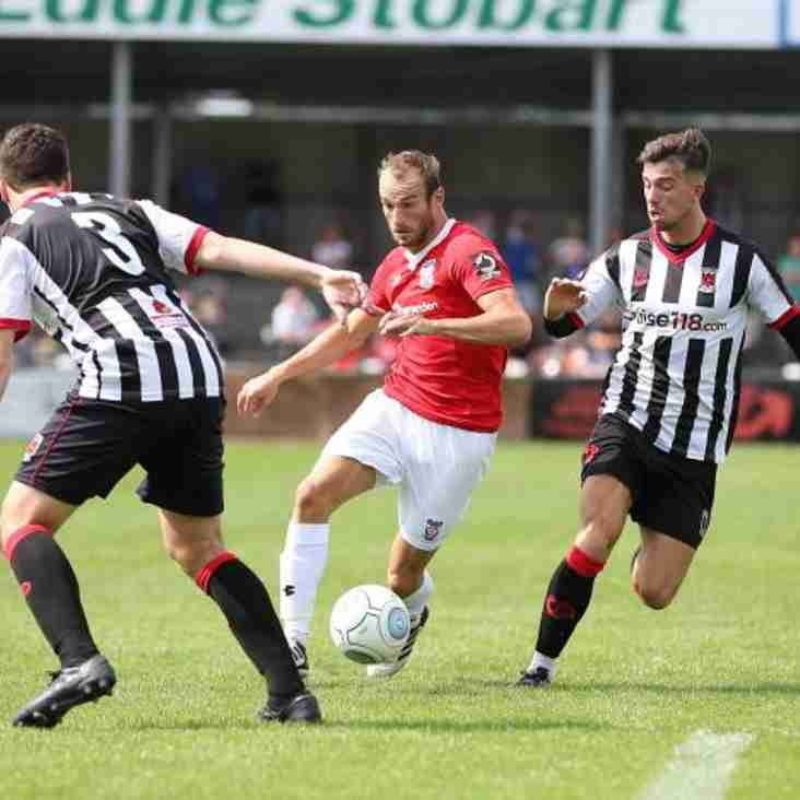 Gray Is Blue As York Slip To First Day Defeat At Chorley