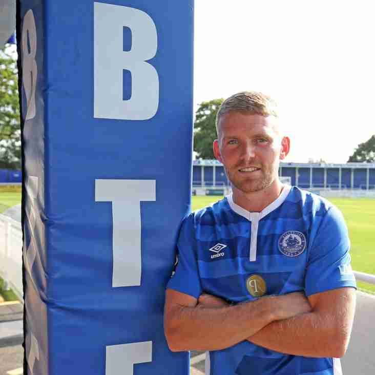 Alfie On Board As Blues Add Another New Attacker