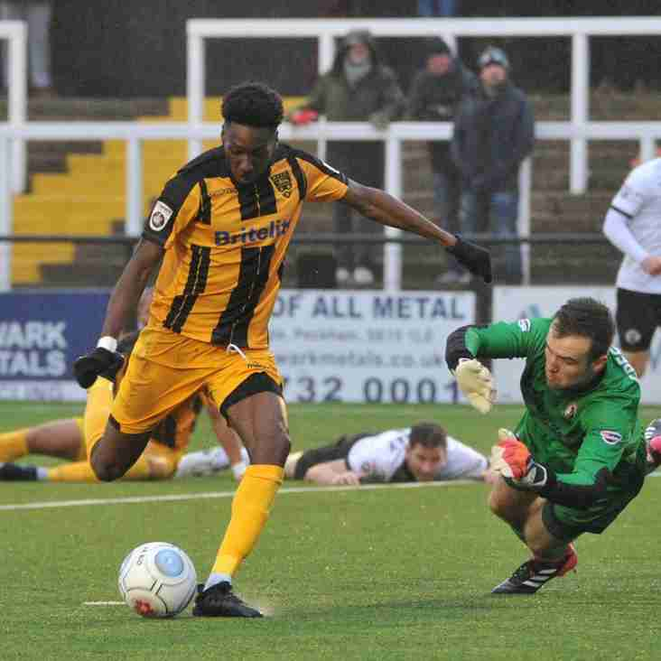 Fit And Firing, The Stones Start To See The Real Turgott