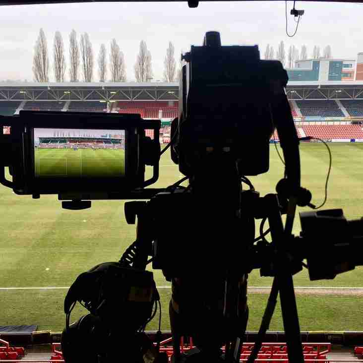 Ricketts Ready For His First Wrexham BT Sport Screen Test