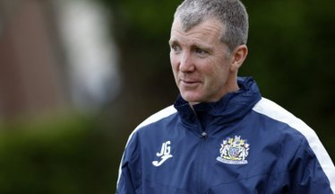 Gannon Concerned As County Head To South Shields