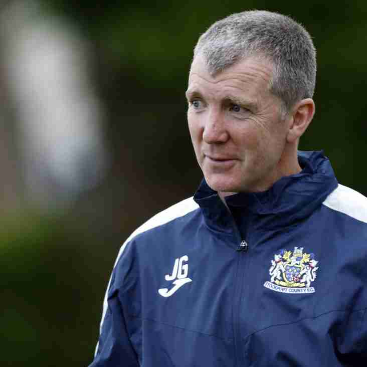 Gannon Delighted With His Diligent County Side