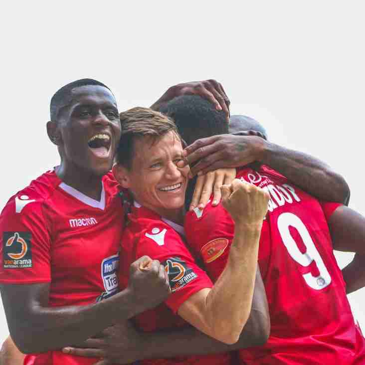 Ricketts Won't Get Carried Away With Red Dragons' Start