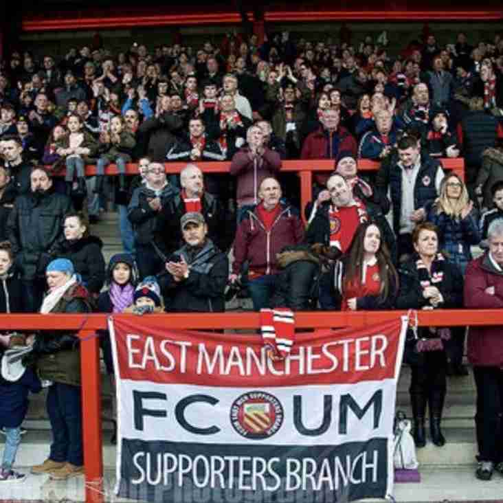 Greaves: FC United Fans Deserve Better Than They're Seeing