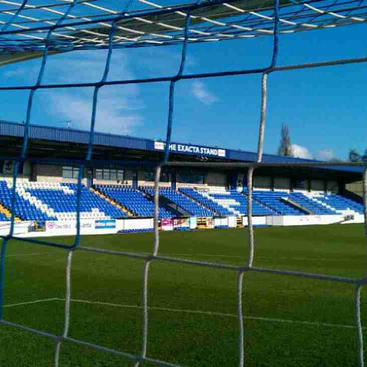 Chester's Match With Kidderminster Has Been Postponed