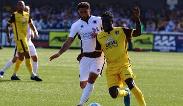 There's A Semi-Final Re-Run As Sutton Hope For Better