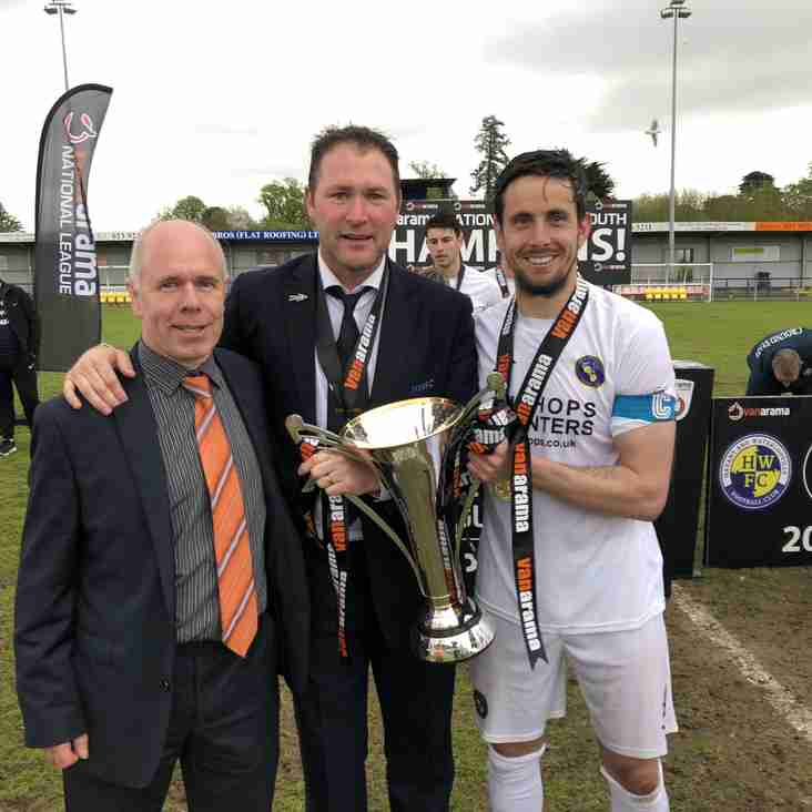 Cameras Roll As Havant Have A Film Made In Their Honour