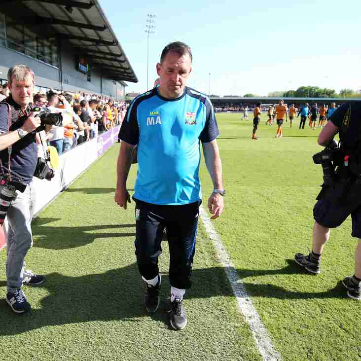 No Helping Hand From Former Bees Manager Allen