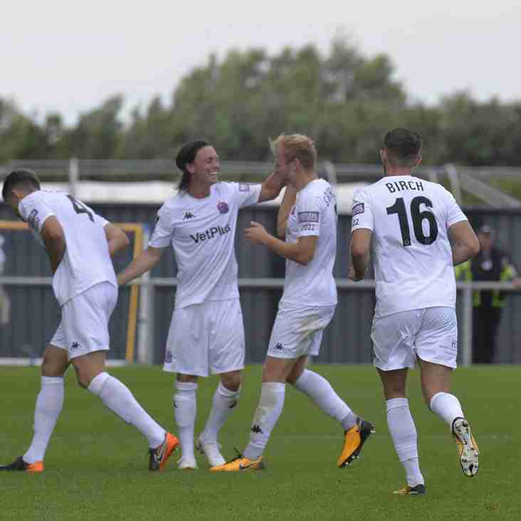 Cameras Roll! Fylde & Harrogate Ready For BT Sport Clash