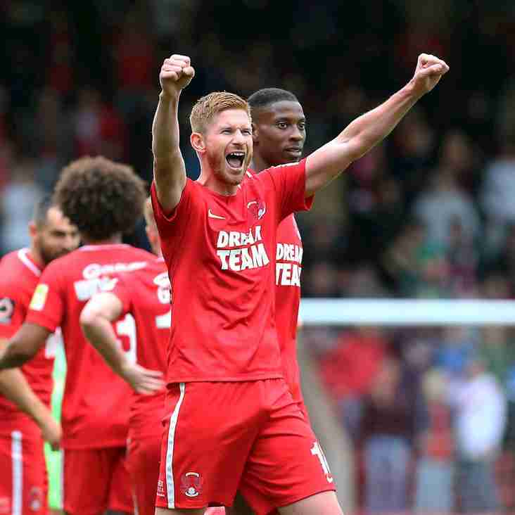 Edinburgh Delighted With Another Orient Shutout Win