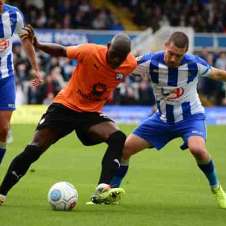 It's Back To The Drawing Board For Spireites Boss Allen