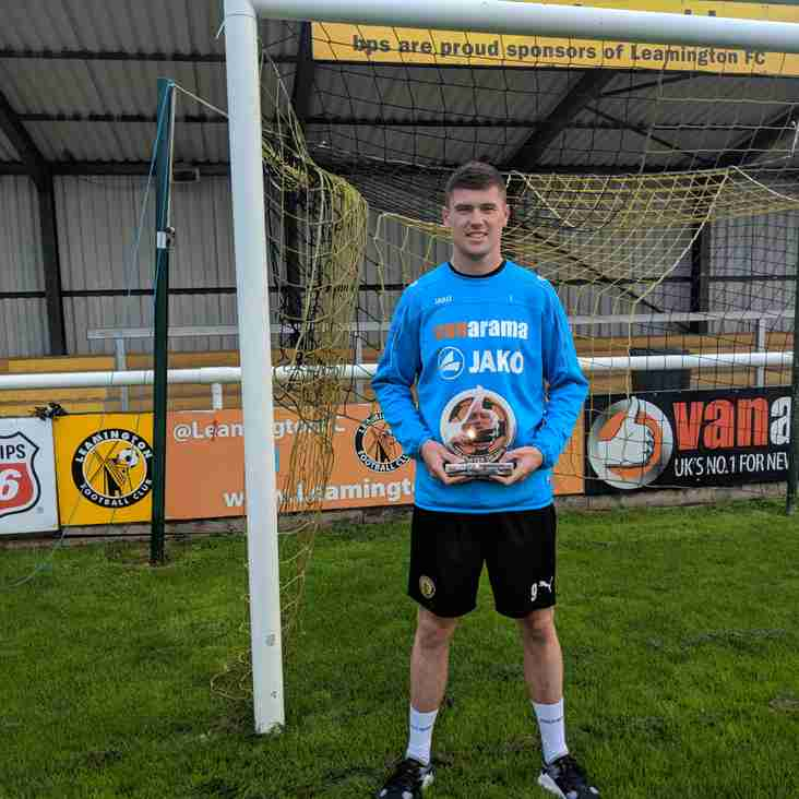 Stenson Has Been An August Star For Leamington