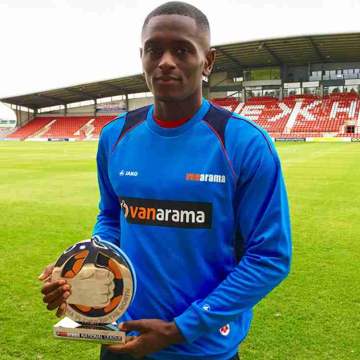 Awesome Akil Is Wrexham's Golden Boy