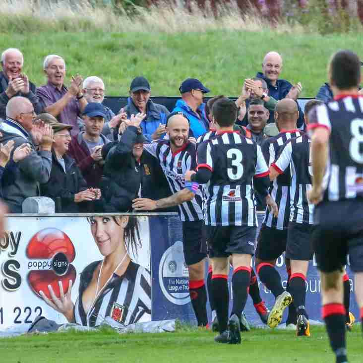 No Curse For Chorley's Man Of The Moment