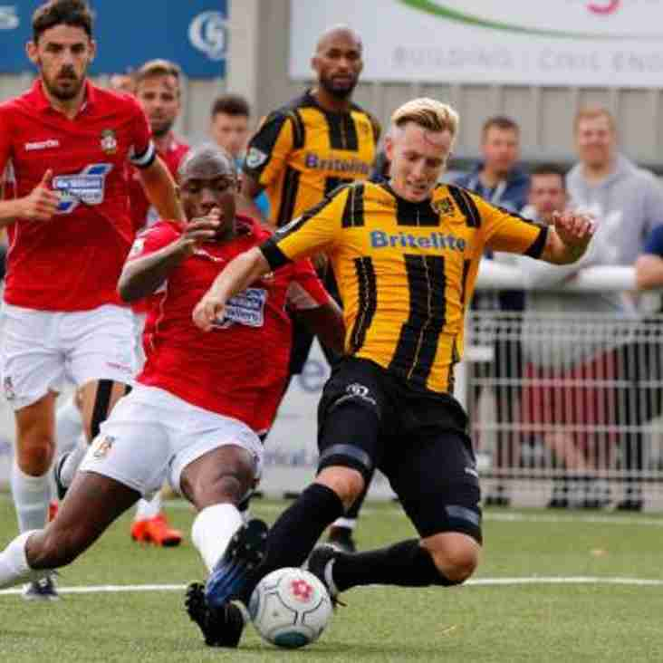 Manny May Miss Ten Weeks As Wrexham Count The Cost