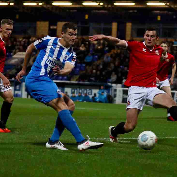 Injury-Hit Chester Head To Chorley With Confidence