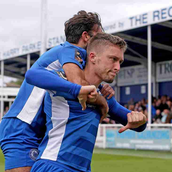 Billericay 'Favourites To Beat Chesterfield'