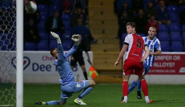 Seals Are Saluted As Chester End Kiddy's Undefeated Run